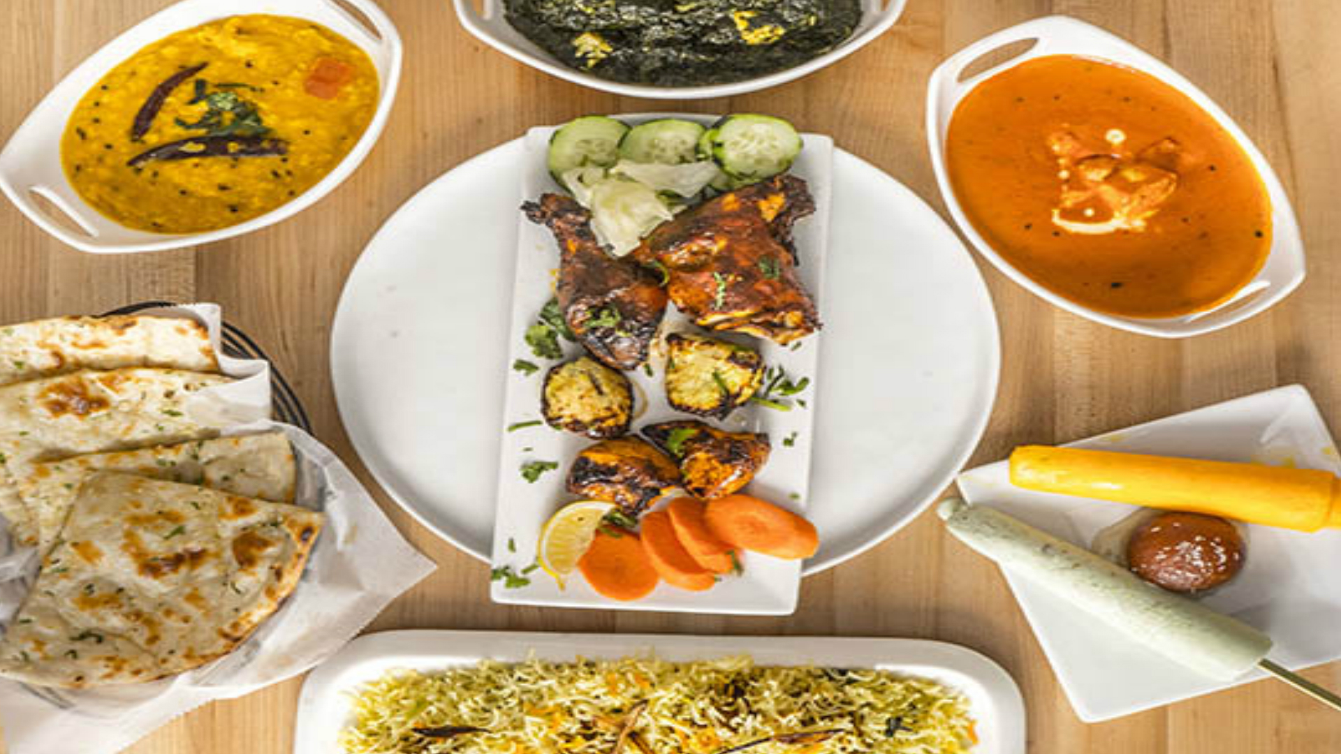 Authentic Indian Restaurant The Spice Room Chicago Top Rated
